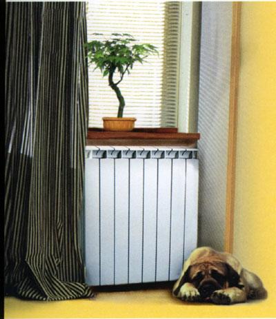 биметаллические радиаторы в Оренбурге